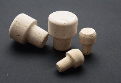 Tappo a fungo in sughero NaturaleTappo a fungo in sughero Naturale